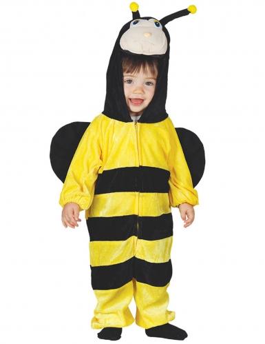 Costume con tuta ape da neonato