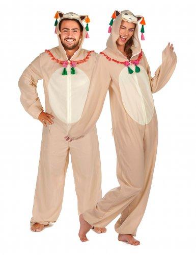 Costume Coppia di Lama per adulto