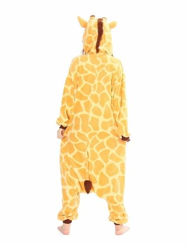 Costume Kigurumi™ da giraffa per adulto-1
