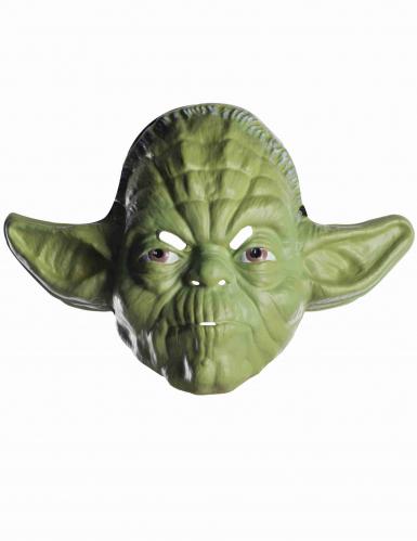 Maschera vintage Yoda™ adulto