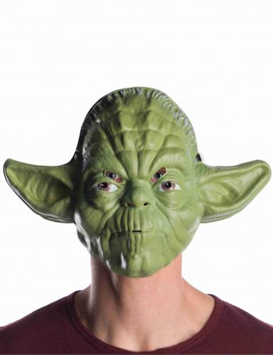 Maschera vintage Yoda™ adulto-1