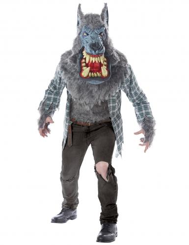 Costume lupo mannaro uomo