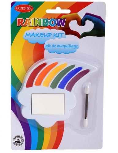 Set trucco arcobaleno