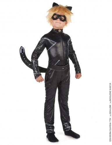 Costume Miraculous™ Chat Noir bambino