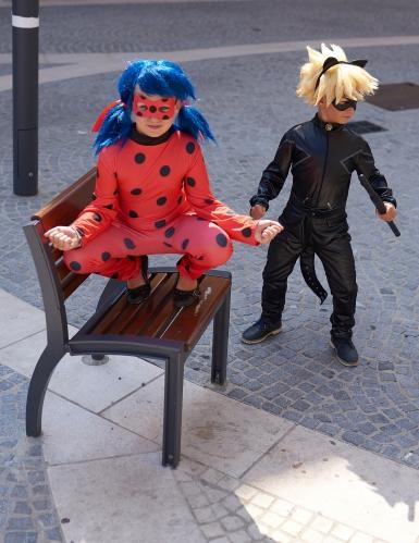 Costume Miraculous™ Chat Noir bambino -4