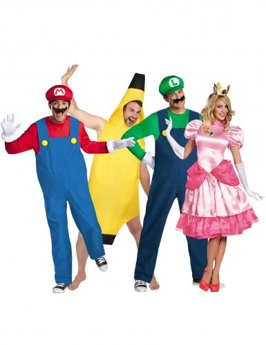 Costume di Gruppo Super Mario™ ed i suoi amici adulti