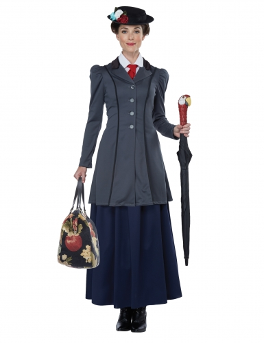 Costume da tata inglese per donna-2