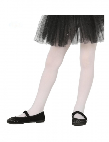 Calze bianche bambina