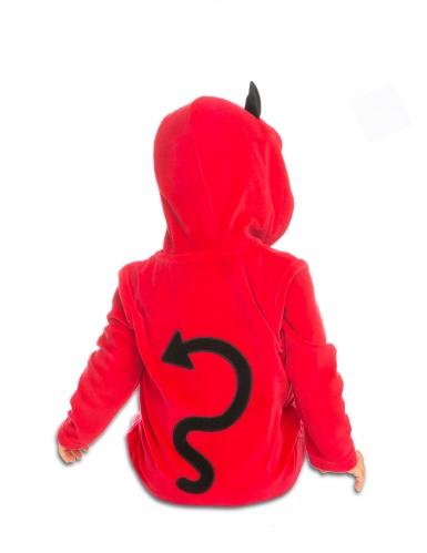 Costume sono un piccolo diavolo bebè-1