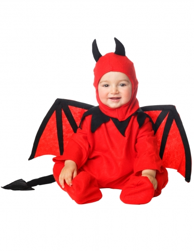 Costume da diavoletto per bebe