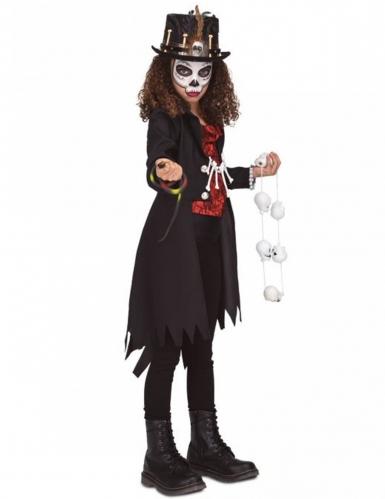 Costume strega vudu per bambina