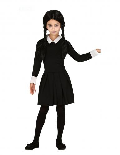 Costume da bimbetta gotica per bambina
