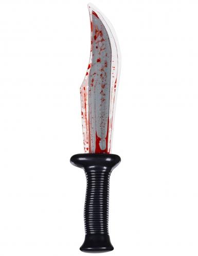 Coltello assassino insanguinato-1