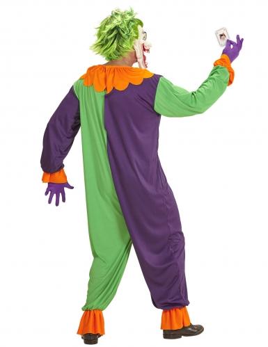 Costume giullare psicopatico adulto-1