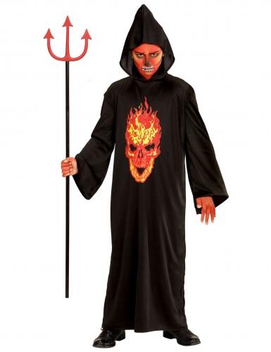 Costume diavolo della morte bambino-1