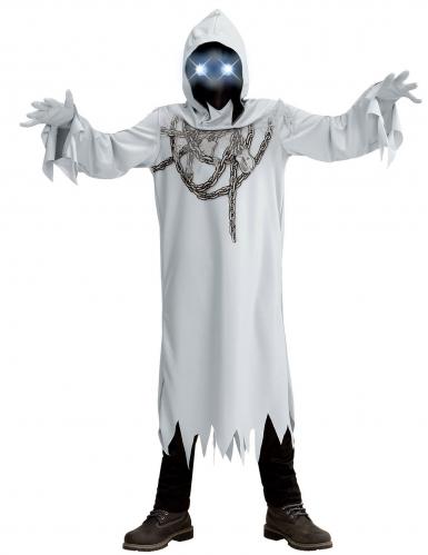 Costume fantasma con catene bambino-1