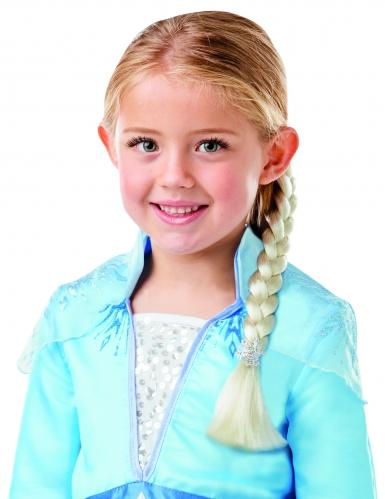 Treccia bionda Elsa Frozen 2™