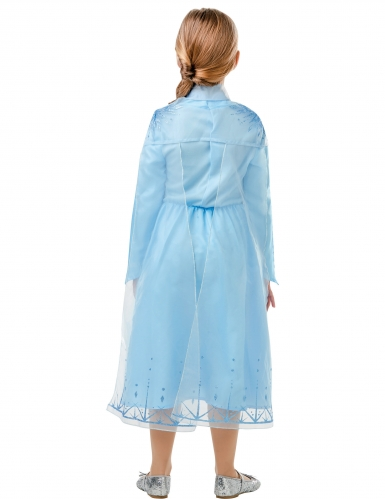 Costume classico Elsa Frozen 2™ bambina -2