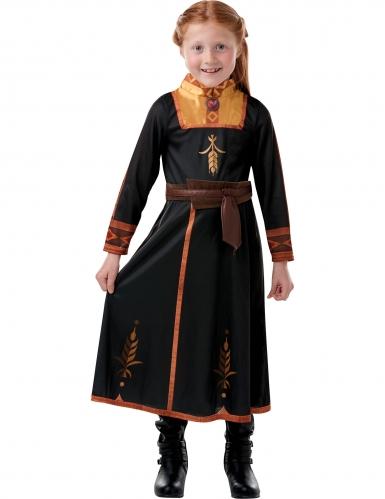 Costume classico Anna Frozen 2™ bambina -2
