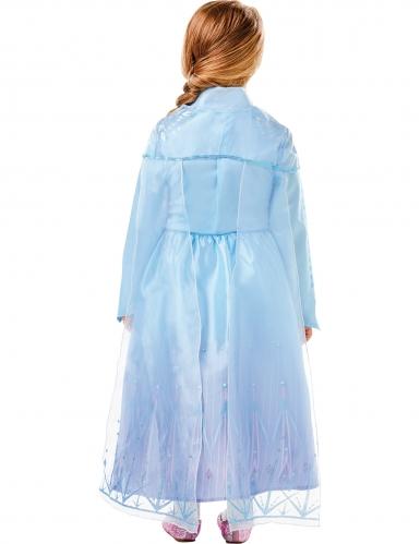 Costume deluxe Elsa Frozen 2™ bambina-1