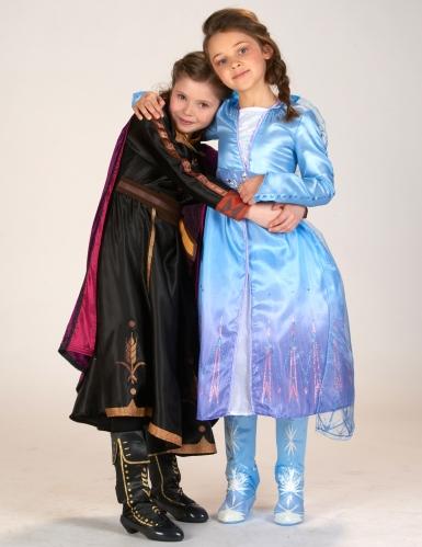 Costume deluxe Elsa Frozen 2™ bambina-3