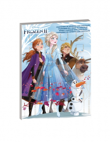 Calendario dell'avvento Frozen 2™ 50 gr