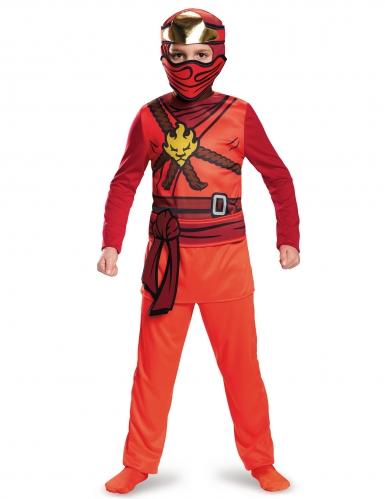 Costume Kai Lego Ninjago™ bambino