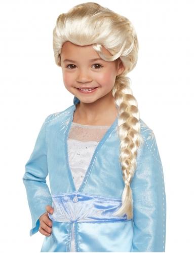 Parrucca deluxe Elsa Frozen 2™ bambina