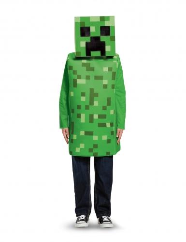 Costume Creeper Classico Minecraft™ bambino -1