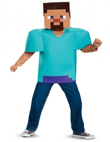 Costume Steve Classico Minecraft™ bambino