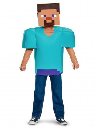 Costume Steve Classico Minecraft™ bambino -1
