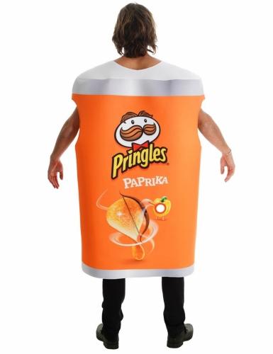 Costume tubo di Pringles™ alla paprika per adulto-1