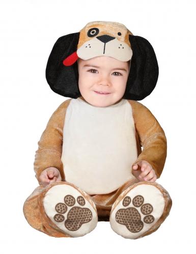 Costume da cucciolo di cane bebè