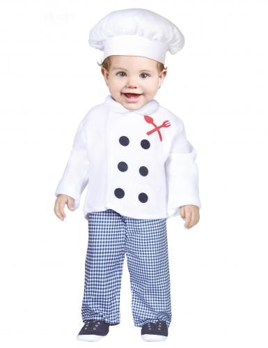 Costume da cuoco per bebè