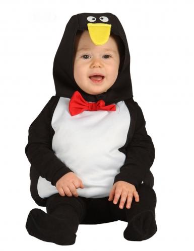 Costume pinguino bebè