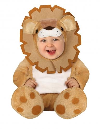 Costume da leone per neonato