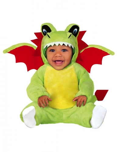 Costume da dragone per neonato