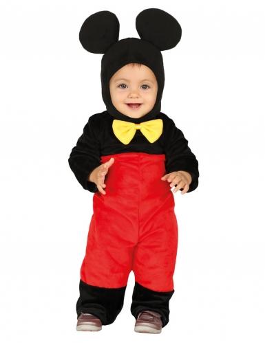 Costume da piccolo topolino per bebé
