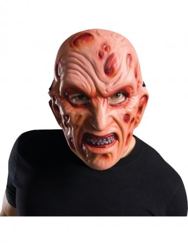 Maschera in plastica Freddy™ adulto