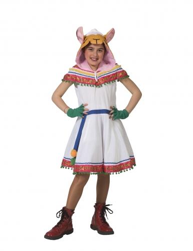 Costume da peruviano per bambina