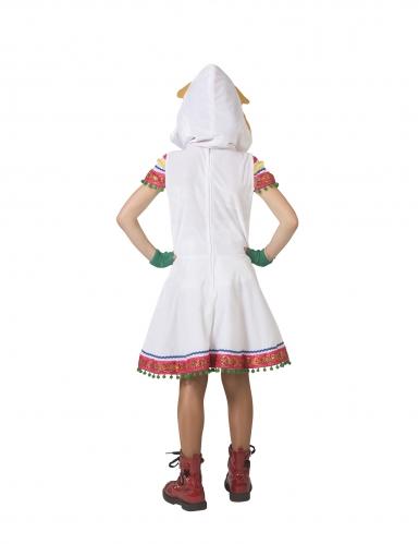 Costume da peruviano per bambina-1