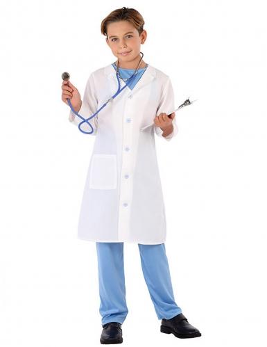 Costume medico interno per bambino-1