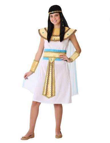 Costume da regina d'Egitto adolescente