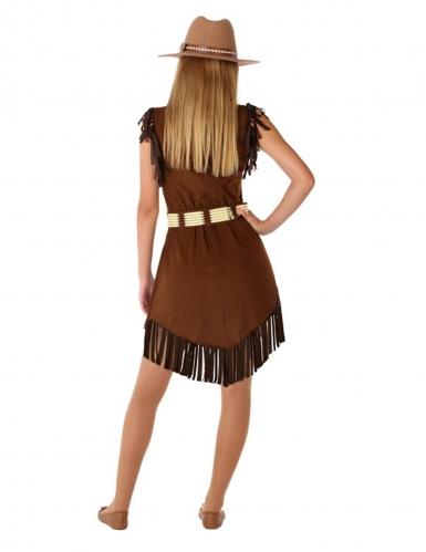 Costume cowgirl per adolescente-2