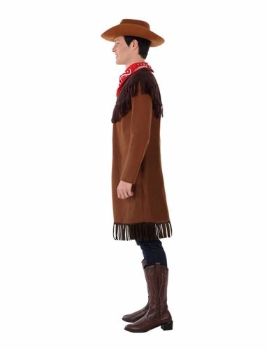 Costume da cowboy per adolescente-1