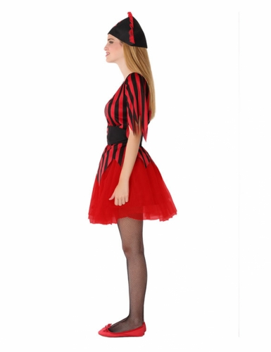 Costume da piratessa per adolescente-1