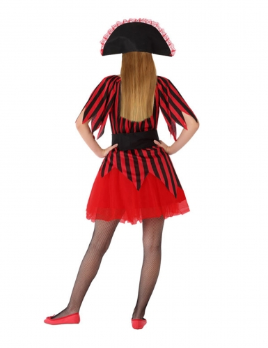 Costume da piratessa per adolescente-2