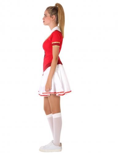 Costume da ragazza pompom americana adolescente-1