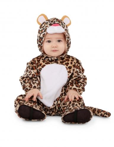 Costume leopardo bebè