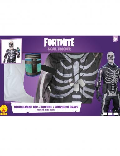 Cofanetto classico Skull Trooper Fortnite™ adolescente -3